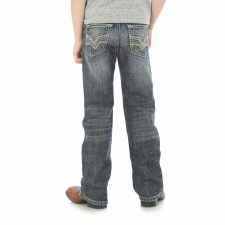 Boys Rock 47 Slim Bootcut 10 HUSKY