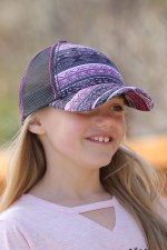 Girls Cap Pink