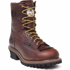 MNS S/T LACE TO TOE LOGGER BOOT 10 1/2 W