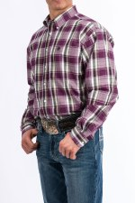 Cinch Shirt Pur MED REG