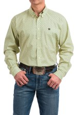 Cinch Shirt YEL MED REG