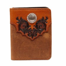 Bifold Rope Concho