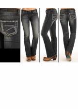 R&R Rival Bootcut Jeans 25 34