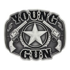 Young Guns Buckle