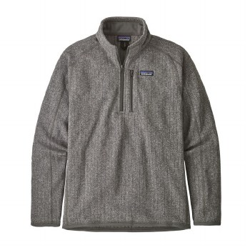 Patagonia Men's Better Sweater 1/4 Zip Pullover