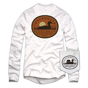 Over Under Season's Sunset L/S T-shirt