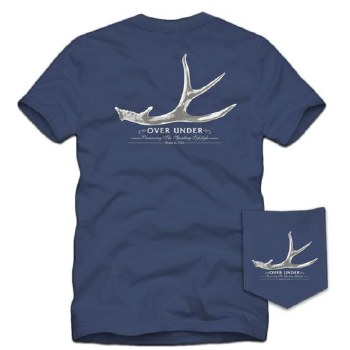 Over Under Shed Hunter Tee