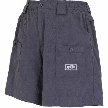 Aftco Heather Fishing Short