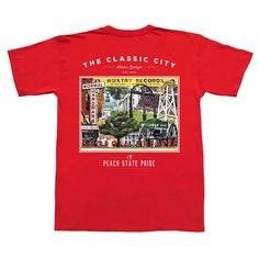 Peach State Pride Classic City T-Shirt
