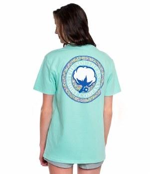 Southern Shirt Company Paisley Logo Tee