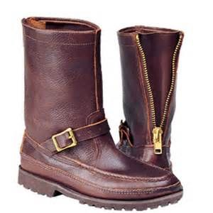 Russell Moccasin Boots Zephyr II