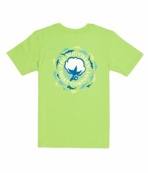 Southern Shirt Company Youth Shark Logo Tee