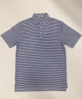 Fins & Feathers Men's Performance Polo