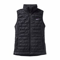 Patagonia Black Nano Puff Vest