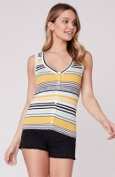 BB Dakota Knit's You So Lemon Drop Top