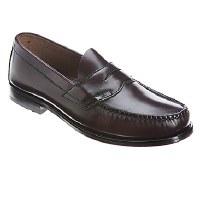 Florshiem Shoe Cabot 8 BURGUND