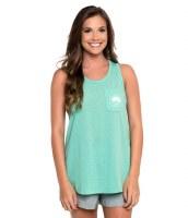Southern Shirt Company Kelly Racerback Tank