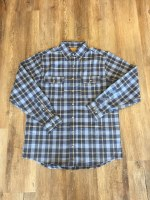 Over Under Crosscut Flannel