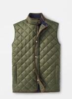 Peter Millar Essex Quilted Traveler Vest