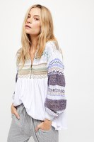 Free People Cabin Fever Sweater