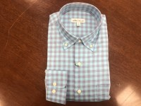 Peter Millar Crown East Stretch Plaza SportShirt
