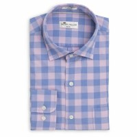 Peter Millar Seaglass Gingham Bonnett