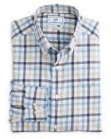 Southern Tide Gap Creek Multi-Gingham Sport Shirt
