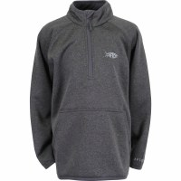 Aftco Youth Vista 1/4 Zip Performance Fleece