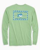 Southern Tide Long Sleeve Skipjack Tee
