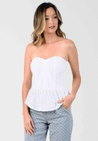 Lucca Begonia Sweetheart Bustier