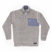 Southern Marsh Blue Ridge Sherpa Pullover