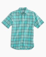 Southern Tide Cockleshell Bay Short Sleeve Sportshirt