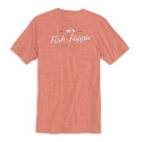 Fish Hippie Classic Heather Tee