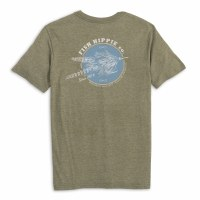 Fish Hippie tarpon Fly T-Shirt