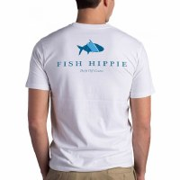 Fish Hippie Original Tarpon White