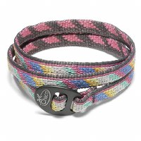 Chaco Fletched Pink Wrist Wrap