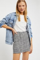 Free People Modern Femme Skirt Multi