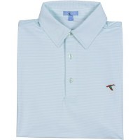 GenTeal Performance Polo Mint