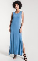 Z Supply The High Slit Maxi Dress