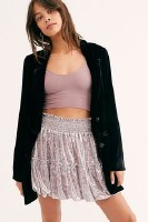 Free People In a Bubble Skirt