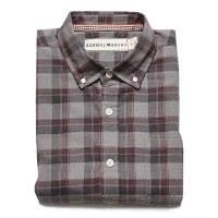 The Normal Brand Jaspe Yarn Button Down Shirt