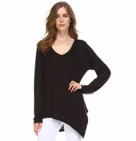 Joh Kelly Top LS V-Neck Small