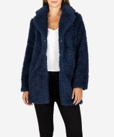 Kut from the Kloth Eileana Faux Fur Jacket