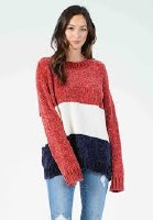 Ted Colorblock Sweater