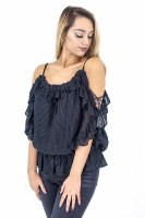 BB Dakota Little Black House Top