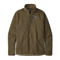 Patagonia Men's Better Sweater 1/4 Zip Pullover
