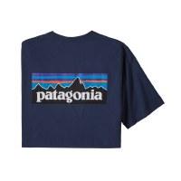 Patagonia Men's P-6 Logo Responsibili-Tee