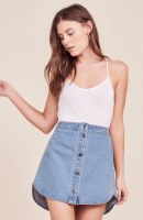 Jack Macyn Denim Skirt
