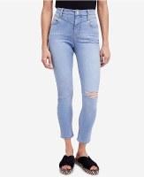 Free People Mara Mid-Rise Skinny Jean