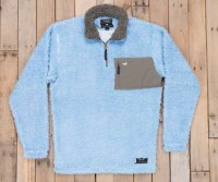 Southern Marsh Blue Ridge Pullover